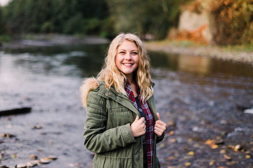 2019 Sequim Senior Portraits with Madisyn